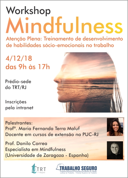 Cartaz Mindfulness